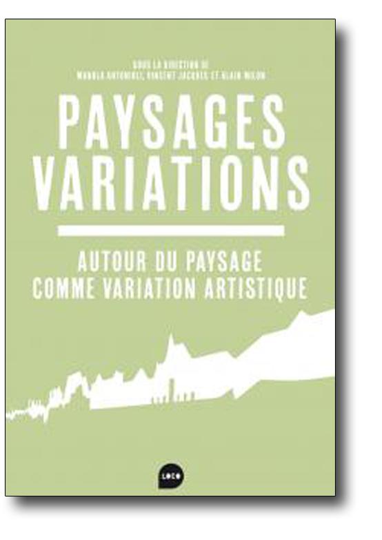 Paysages et variations
