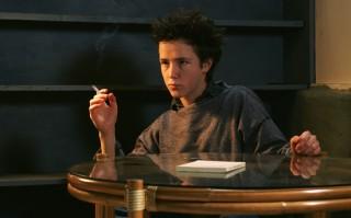 Jeff Wall, The Smoker, 1986.