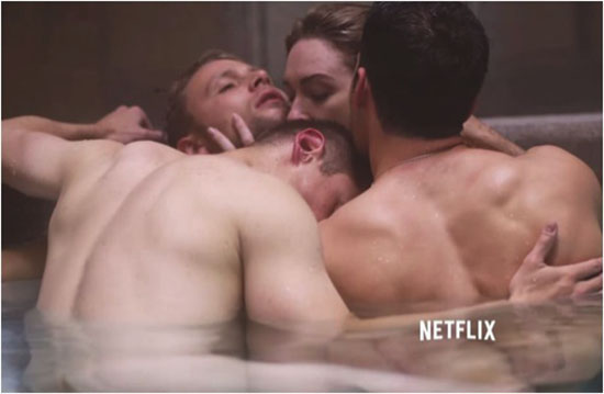 Sense8 des Wachowski Science-fiction & féminisme/queer