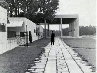 Skogskyrkogarden (Stockholm), E. Gunnar Asplund et S. Lewerentz