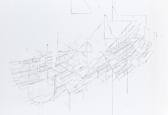 Bug report (Circuit), 2014. © ADAGP Keita Mori