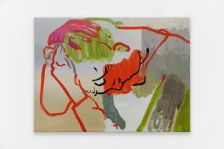 Françoise Pétrovitch Sans titre, 2017 Huile sur toile 60 x 81 cm Photo : A. Mole  Courtesy Semiose galerie, Paris.