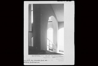 Gadamer.Escalier de F Weinbrenner